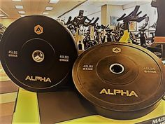 Rage Alpha Bumper Plates Commercial Fitness Equipment, No Equipment Workout, Rage, Rubber Material, Athlete, Plates, Routine, Products, Licence Plates