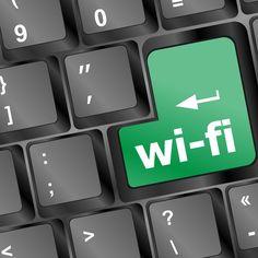 Senha do Wi-fi (Foto: Pond5)