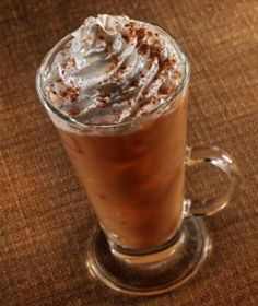 Spicy Pumpkin Latte. And it low calorie