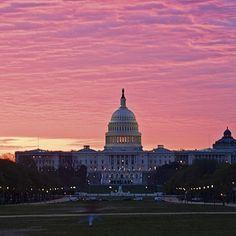 Washington, DC.     A place i've acutally been..