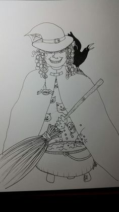 Everyone likes witches right www.facebook.com/daisyjaynehandmade