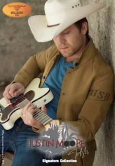 8 best JUSTIN MOORE HATS images on Pinterest  b71d5bc99422