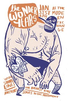 Gig Poster by James Heimer