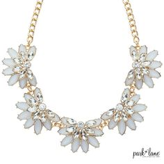 FROST NECKLACE  -2015 Fall Collection- www.parklanejewelry.com