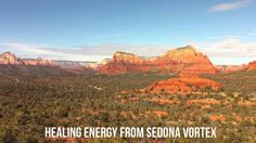 One-Minute Meditation from a Sedona Vortex Take a moment to connect to the healing power and presence of the healing energy coming from this Sedona Vortex. Drink it in and let it fill you with grace for your day.