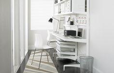 Ordning på hemmakontoret | Elfa Inspiration - Sverige