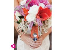 Ramos de novia con fotos