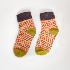 DEGEN FW14 socks #EDFF