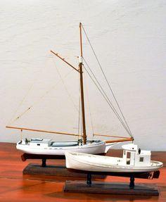 Oyster Boat Models