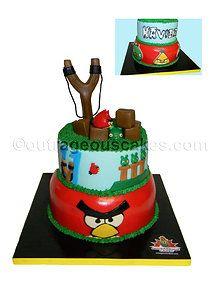 Outrageous Cakes Specialty Bakery - Custom Cakes   Boy Birthday Cakes