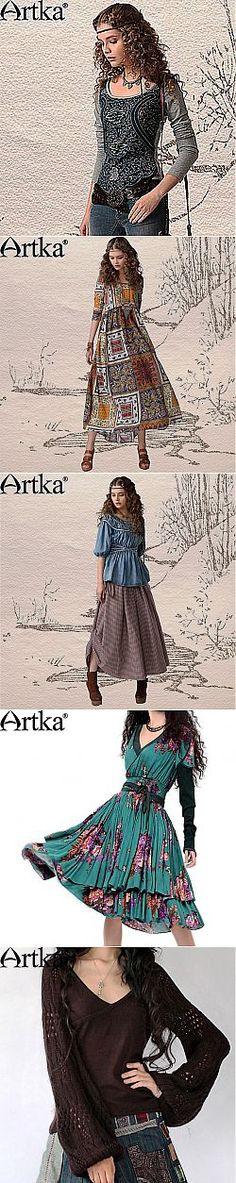 Артка.РФ - интернет-магазин одежды бохо от дизайнера Artka Lee. Бохо-шик, этника, готический и викторианский стиль