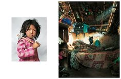 This series of pictures captures the diversity of kids' bedrooms, that in turn reflect the society and cultural from which they come from.