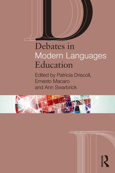 Debates in Modern Languages Education. UConn access.