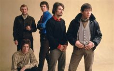 Eric Burdon and the New Animals in 1967