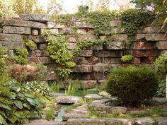 The Dubuque Arboretum and Botanical Garden at Marshall Park in Dubuque, Iowa