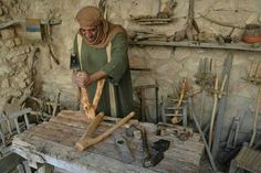Palestinian Traditional Handicrafts