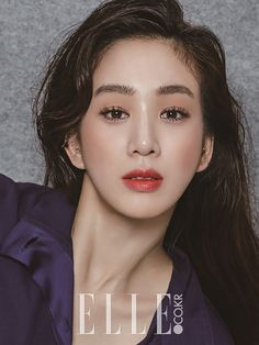 A Flawless Jung Ryeo Won For Elle Korea's October 2015 Issue | Couch Kimchi