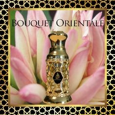 Encore de la nouveauté chez Dar Al Musc !  Bouquet Orientale est un parfum de la famille olfactive orientale-florale C'est une fragrance qui reflète toute la grâce et la chaleur de l'Orient  #BouquetOrientale #CollectionPrestige #DarAlMusc #HauteParfumerie
