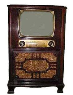 1948 Admiral Television