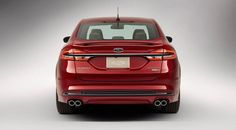 ford fusion sport acceleration