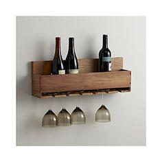 Wine-Stem Rack