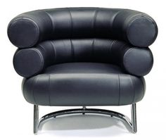 Bibendum Chair by Eileen Grey