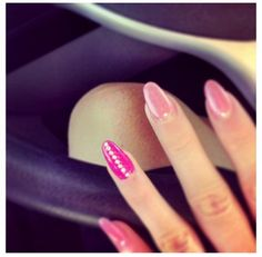 This is the shape an length I want my nails