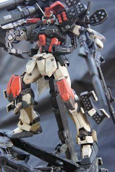 GUNDAM GUY: 1/100 Prometheus Gundam - Customized Build