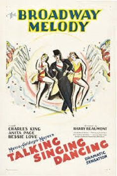 Watch The Broadway Melody 1929 Full Movie Online Free