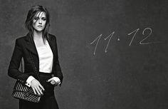Kristen Stewart Stars In Chanel's 11.12 Handbag Campaign