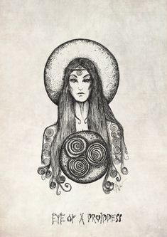 Danu or Anu. She is often seen as the mother of all gods, more specifically as the mother goddess of the Tuatha Dé Danann. She is also associated