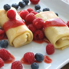 Gluten-Free Sweet Crepes Recipe - Food Matters - Mother Earth Living