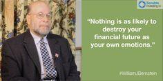 A quote from William Bernstein