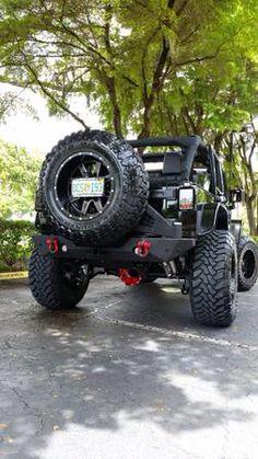 SoBe Jeeps
