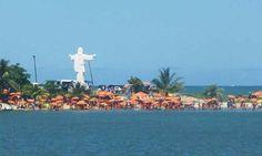 Praia do Cristo Ilhéus - Bahia - Brasil