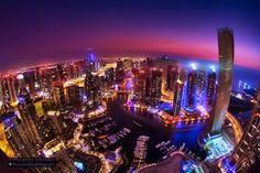 City of Lights by Beno Saradzic on 500px