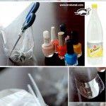 НЕЖНИ ПЕПЕРУДИ от пластмасови бутилки