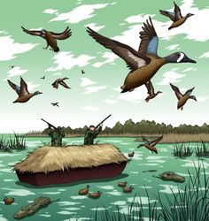 Fowl Play: Hunting the Teal Migration | Field & Stream