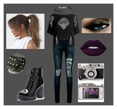 """Weekend Party"" by cinthia-y on Polyvore featuring Boohoo, Kill Star, Champion and Humble Chic"