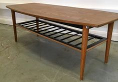 Coffee table by Furnichurch on Etsy https://www.etsy.com/uk/listing/580332479/coffee-table