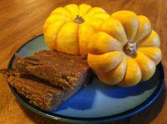 Pumpkin bread or muffins