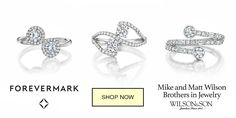 """#forevermarkfriday This #ValentinesDay buy her a """"You and Me"""" #ring. For those who live heart-to-heart. http://qoo.ly/7jf95/0"""