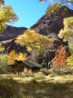 Phantom Ranch- Grand Canyon