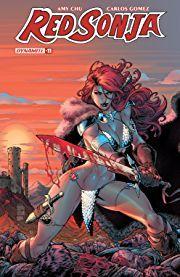 RED SONJA #100 48 pg Special Dynamite Comics NM 2017