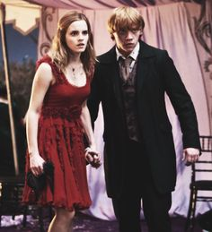 i love ronmione <3