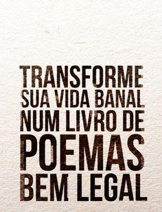 Poesia?