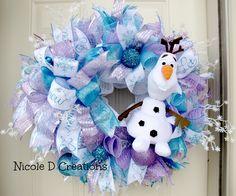 Frozen by Nicole D Creations! Etsy.com/shop/Nicoledcreations