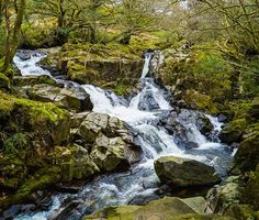 The Lake District in springtime...