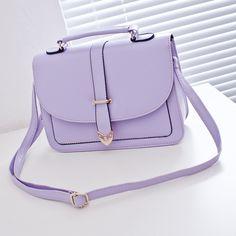 Bolsa roxa mt linda e tumblr!!