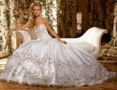 For a unique princess wedding dress you've come to the right place Bridal star.